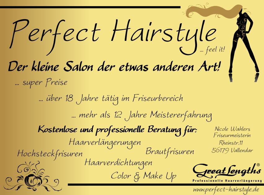 Salon Der kleine Salon der etwas anderen Art… 0004 Perfect Hairstyle