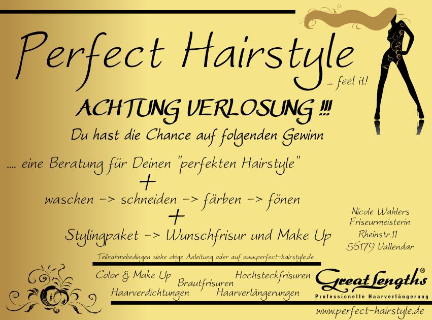Gewinner Hallo zusammen… der Gewinner steht fest ! 0005 Perfect Hairstyle1